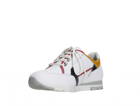 wolky lace up shoes 02530 spirit xw 20910 white multi leather_10