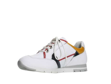 wolky lace up shoes 02530 spirit xw 20910 white multi leather_11