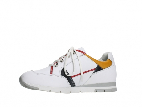 wolky lace up shoes 02530 spirit xw 20910 white multi leather_12