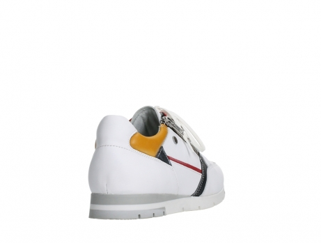 wolky lace up shoes 02530 spirit xw 20910 white multi leather_21