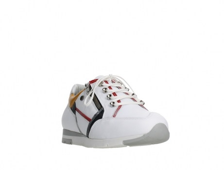 wolky lace up shoes 02530 spirit xw 20910 white multi leather_5