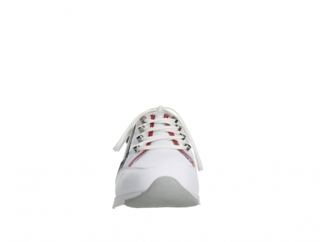 wolky lace up shoes 02530 spirit xw 20910 white multi leather_7