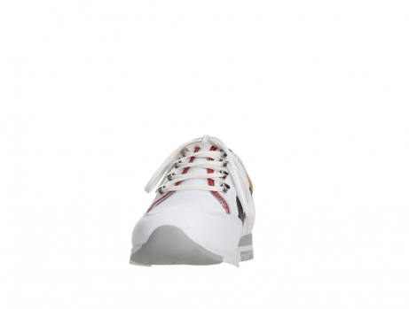 wolky lace up shoes 02530 spirit xw 20910 white multi leather_8