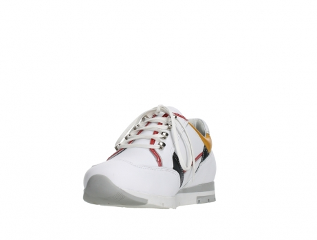 wolky lace up shoes 02530 spirit xw 20910 white multi leather_9