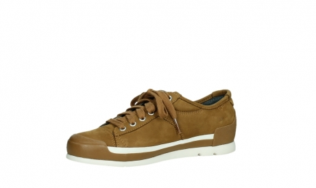 wolky lace up shoes 02778 stowe 13360 camel lightly greased nubuck_11