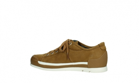 wolky lace up shoes 02778 stowe 13360 camel lightly greased nubuck_14