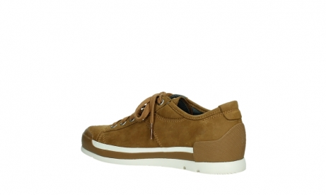 wolky lace up shoes 02778 stowe 13360 camel lightly greased nubuck_15
