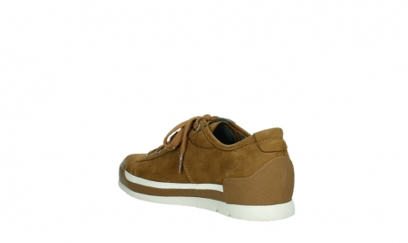 wolky lace up shoes 02778 stowe 13360 camel lightly greased nubuck_16