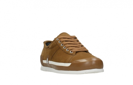 wolky lace up shoes 02778 stowe 13360 camel lightly greased nubuck_2