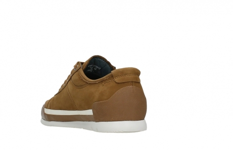 wolky lace up shoes 02778 stowe 13360 camel lightly greased nubuck_5