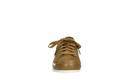 wolky lace up shoes 02778 stowe 13360 camel lightly greased nubuck_7