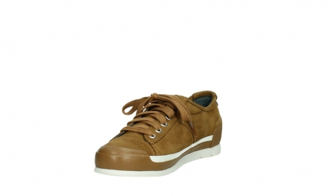 wolky lace up shoes 02778 stowe 13360 camel lightly greased nubuck_9