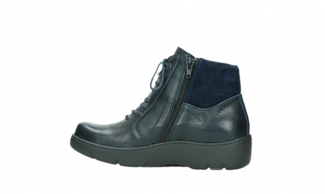 wolky lace up boots 03252 daydream 24800 blue leather_14