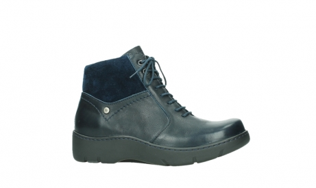 wolky lace up boots 03252 daydream 24800 blue leather_2