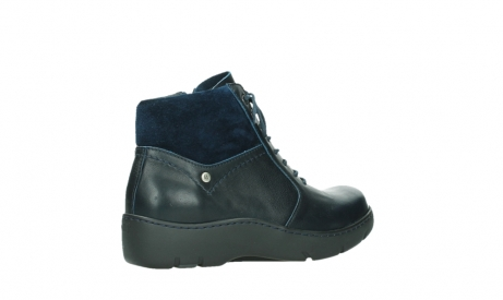 wolky lace up boots 03252 daydream 24800 blue leather_23