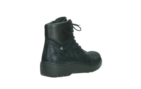 wolky lace up shoes 03252 daydream 43800 blue metal suede_22