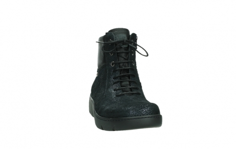 wolky lace up shoes 03252 daydream 43800 blue metal suede_6