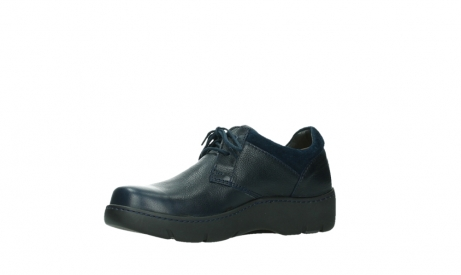 wolky lace up shoes 03253 calypso 24800 blue leather_11