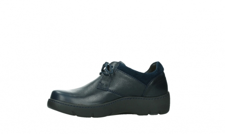 wolky lace up shoes 03253 calypso 24800 blue leather_12
