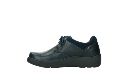 wolky lace up shoes 03253 calypso 24800 blue leather_13