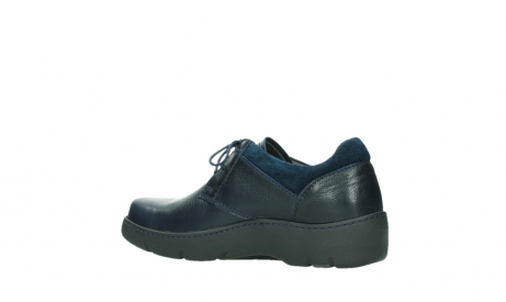 wolky lace up shoes 03253 calypso 24800 blue leather_15