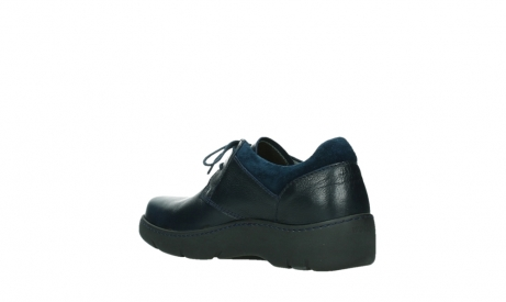 wolky lace up shoes 03253 calypso 24800 blue leather_16