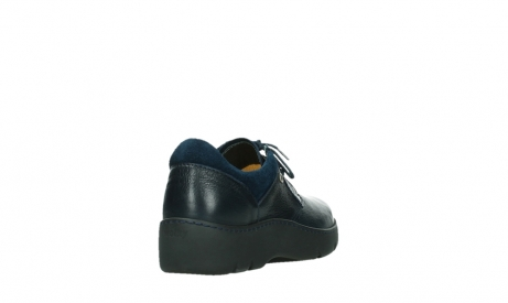 wolky lace up shoes 03253 calypso 24800 blue leather_21