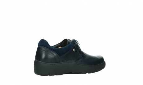 wolky lace up shoes 03253 calypso 24800 blue leather_23