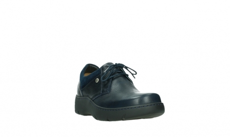 wolky lace up shoes 03253 calypso 24800 blue leather_5