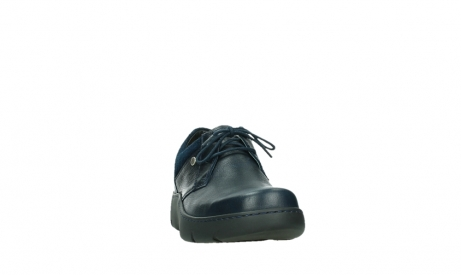 wolky lace up shoes 03253 calypso 24800 blue leather_6