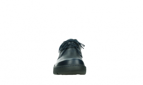 wolky lace up shoes 03253 calypso 24800 blue leather_7
