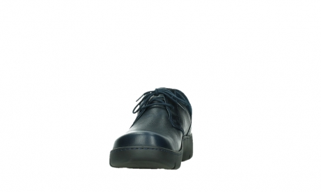 wolky lace up shoes 03253 calypso 24800 blue leather_8