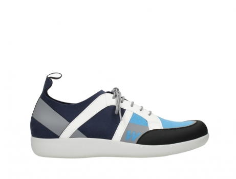 wolky lace up shoes 04075 base 00821 denim white microfiber_1