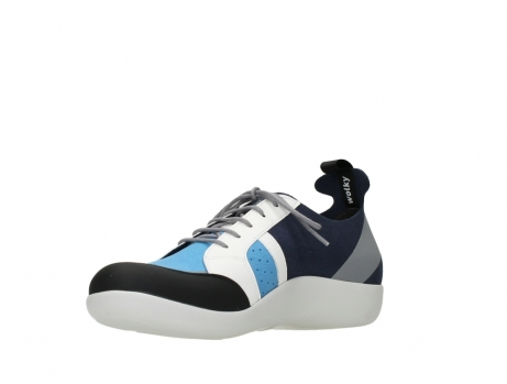wolky lace up shoes 04075 base 00821 denim white microfiber_10