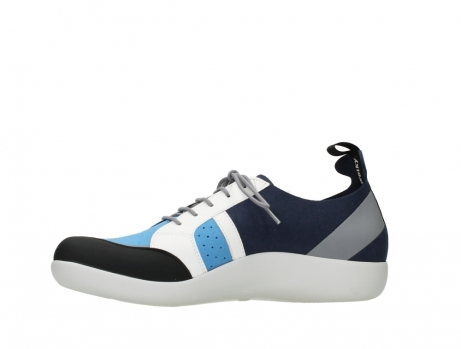wolky lace up shoes 04075 base 00821 denim white microfiber_12