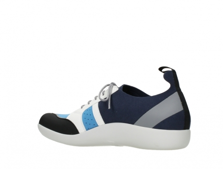 wolky lace up shoes 04075 base 00821 denim white microfiber_15