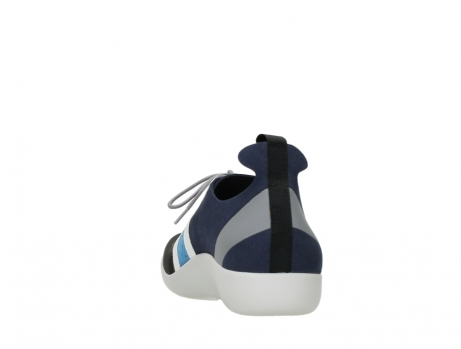 wolky lace up shoes 04075 base 00821 denim white microfiber_18