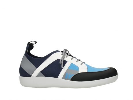 wolky lace up shoes 04075 base 00821 denim white microfiber_2