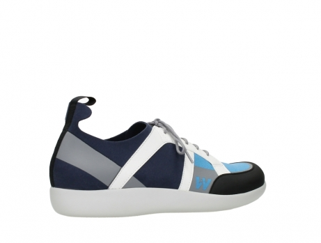wolky lace up shoes 04075 base 00821 denim white microfiber_23