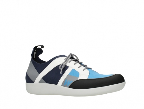 wolky lace up shoes 04075 base 00821 denim white microfiber_3