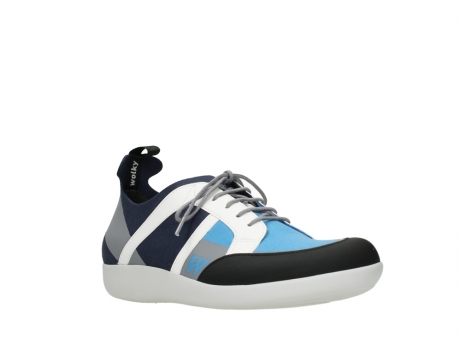 wolky lace up shoes 04075 base 00821 denim white microfiber_4