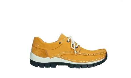 wolky lace up shoes 04701 fly 11558 orange blue nubuck_1