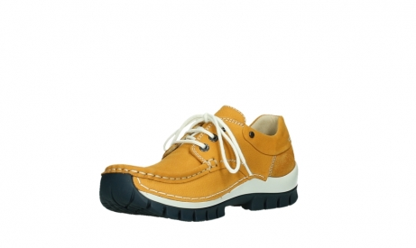 wolky lace up shoes 04701 fly 11558 orange blue nubuck_10