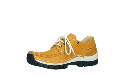 wolky lace up shoes 04701 fly 11558 yelloworange blue nubuck_11