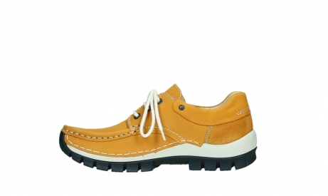 wolky lace up shoes 04701 fly 11558 yelloworange blue nubuck_13