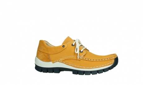wolky lace up shoes 04701 fly 11558 yelloworange blue nubuck_2