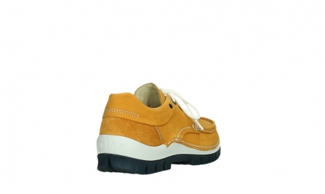 wolky lace up shoes 04701 fly 11558 yelloworange blue nubuck_21