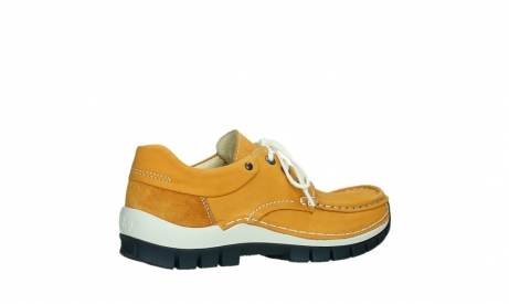 wolky lace up shoes 04701 fly 11558 orange blue nubuck_23