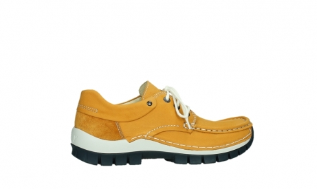 wolky lace up shoes 04701 fly 11558 yelloworange blue nubuck_24