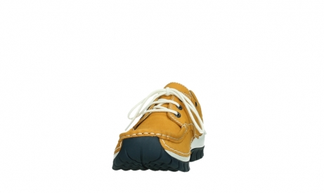wolky lace up shoes 04701 fly 11558 yelloworange blue nubuck_8
